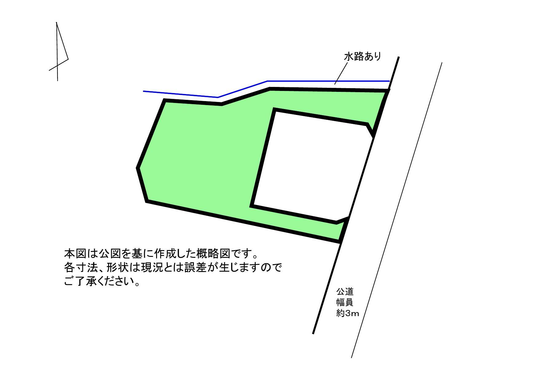 長野市吉田一丁目 売り土地