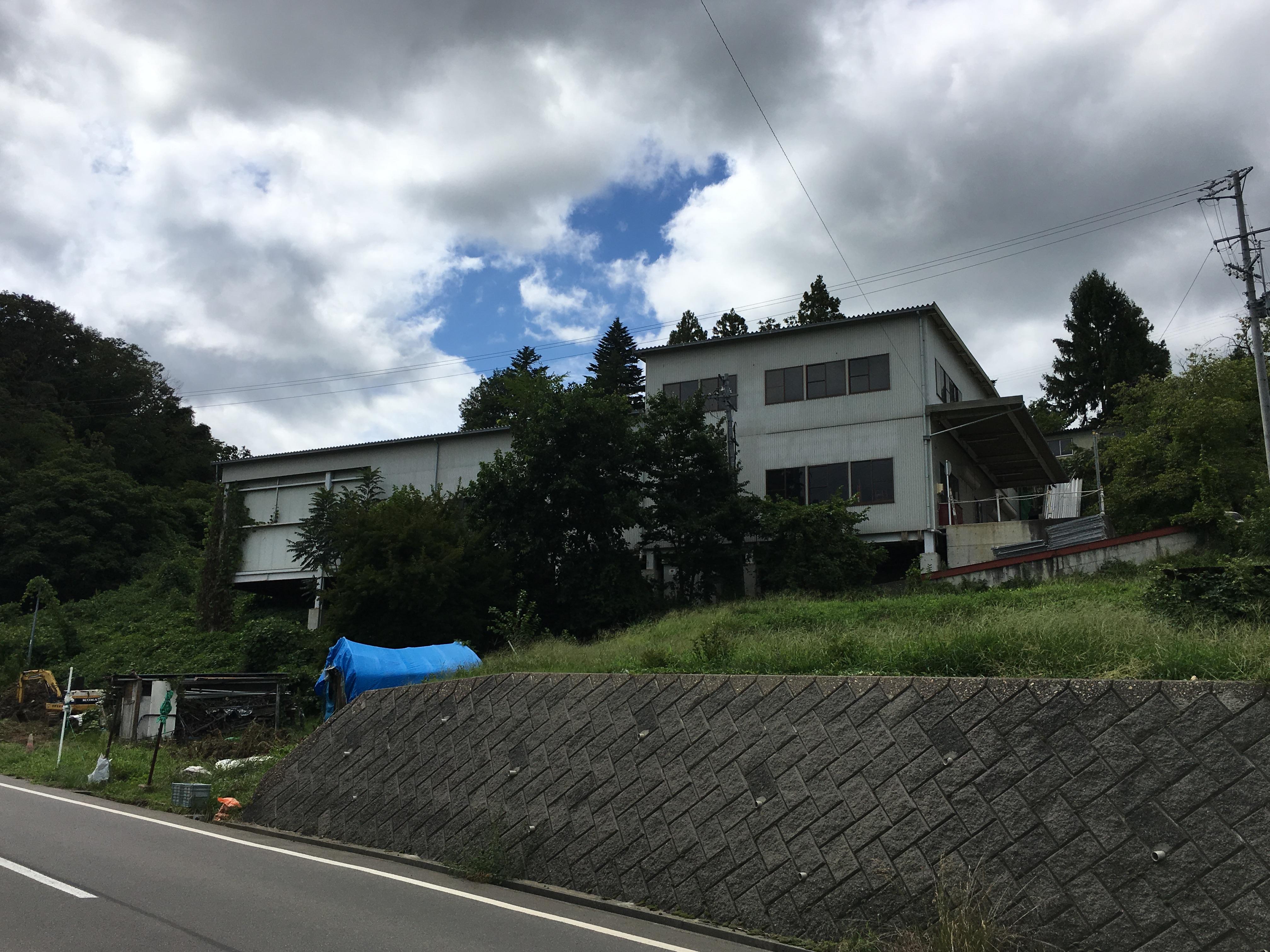 長野市篠ノ井 倉庫兼作業所