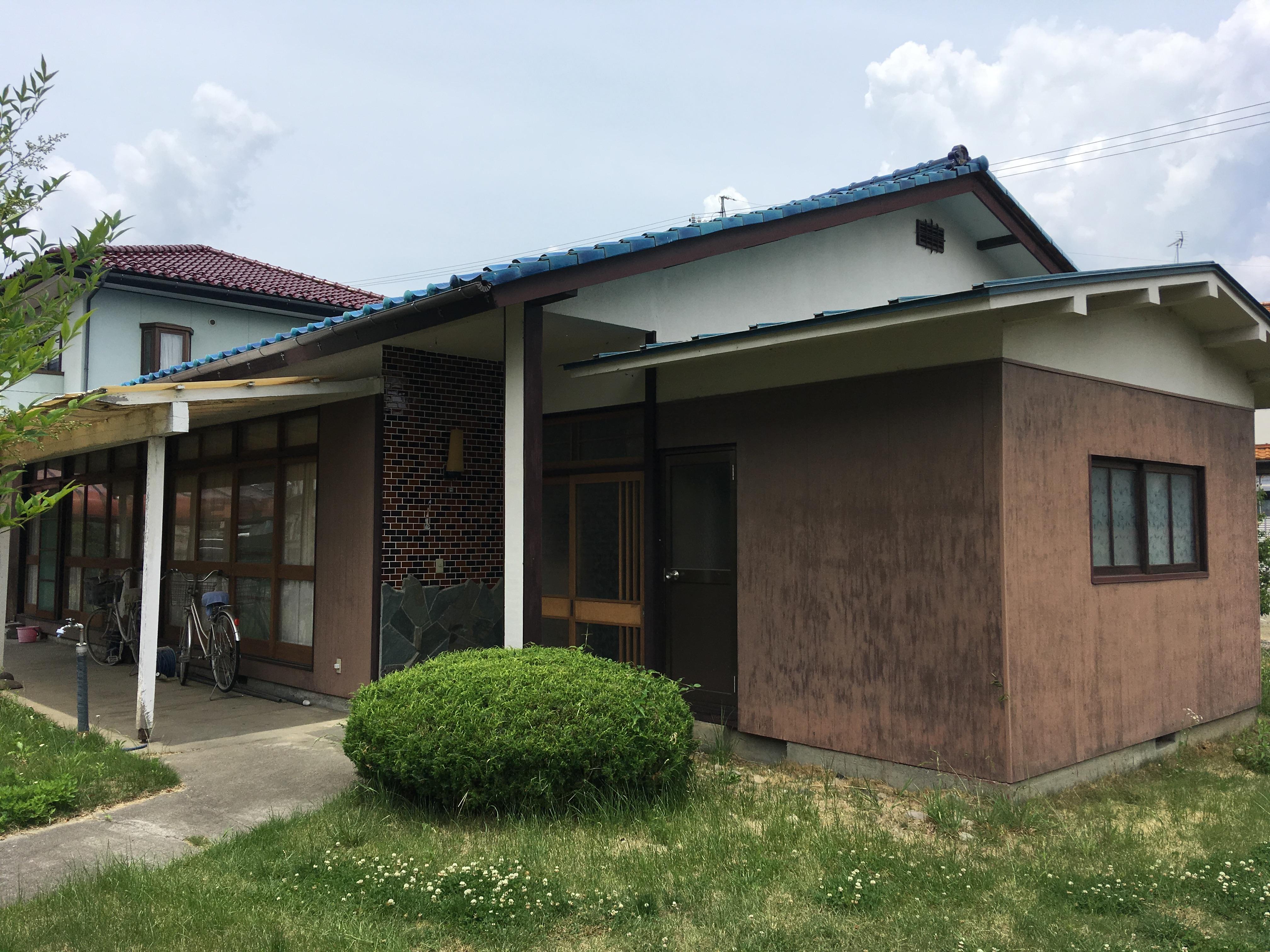 長野市大字高田 中古住宅(平屋 5DK+S) ※更地販売対応可能